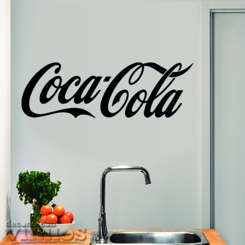 Vinilos Decorativos - Coca Cola