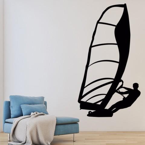Vinilos Decorativos - Windsurf 2