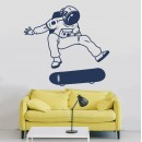 Vinilos Decorativos - Astronauta Skater