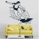 Vinilos Decorativos - Surfing