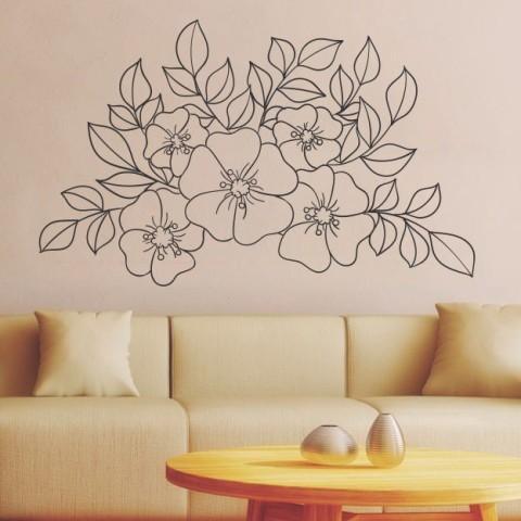Vinilos Decorativos - Flores