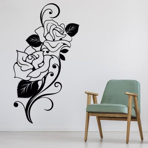 Vinilos Decorativos - Rosas