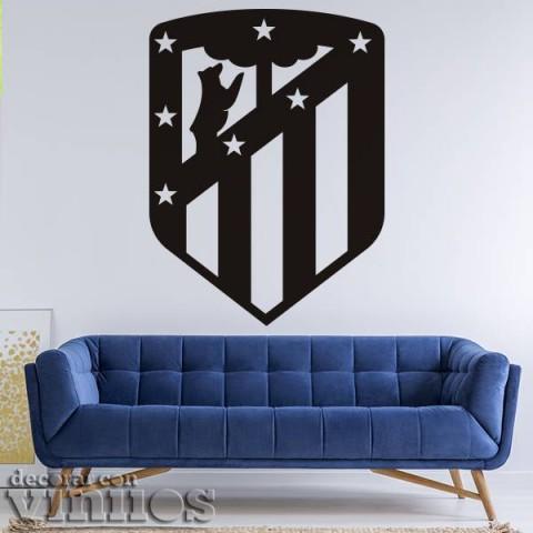 Vinilos Decorativos - Escudo Atlético de Madrid