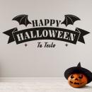 Vinilos Decorativos - Happy Halloween