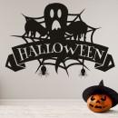 Vinilos Decorativos - Halloween Fantasma