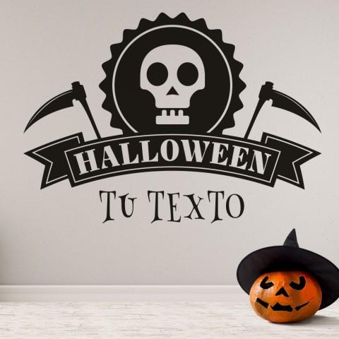 Vinilos Decorativos - Halloween Guadanya