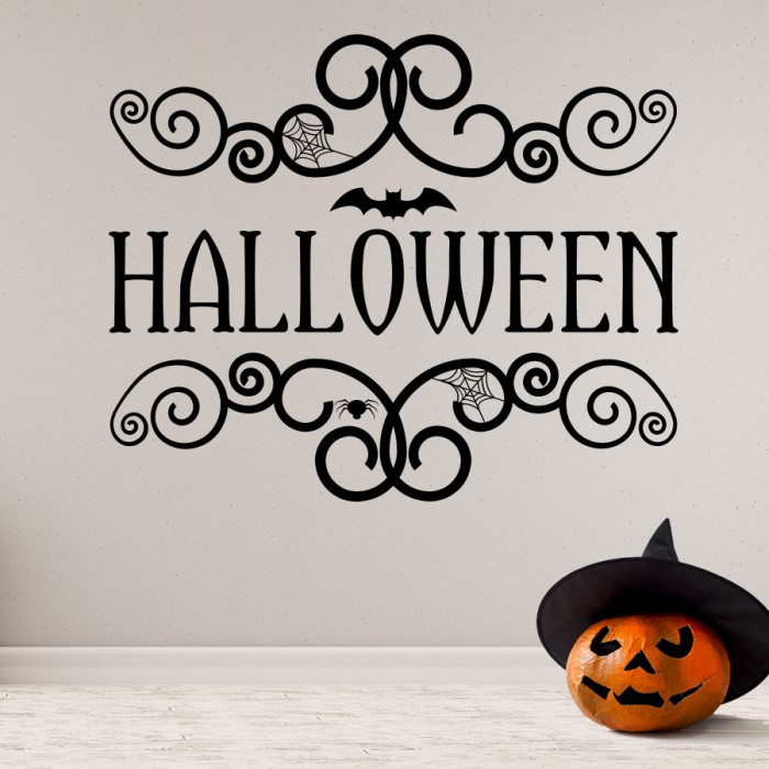 Vinilos Decorativos - Halloween