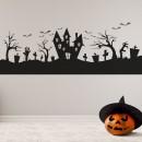 Vinilos Decorativos - Halloween Cementerio