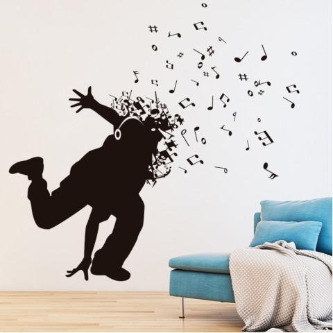 Vinilos Decorativos - Bailando