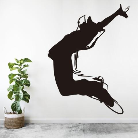 Vinilos Decorativos - Baile Urbano