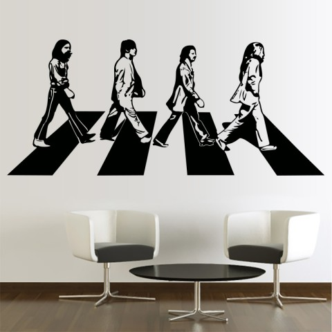 Vinilos Decorativos - Abbey Road