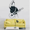 Vinilos Decorativos - Guitarrista 2