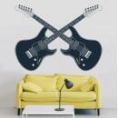 Vinilos Decorativos - Guitarras electricas