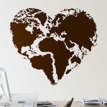 Vinilos Decorativos - Mundo Corazón