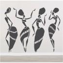 Vinilos Decorativos - Mujeres africanas