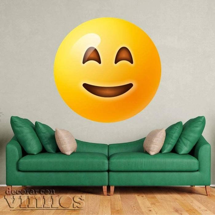 Emoticono Sonrisa