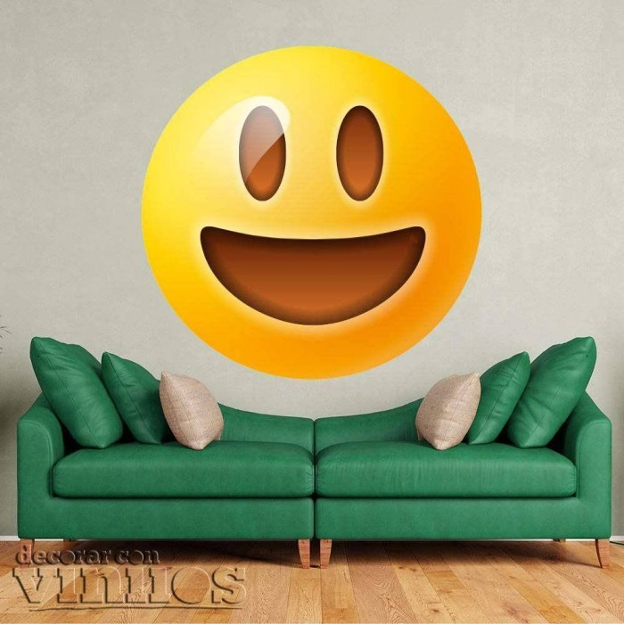 Emoticono contento
