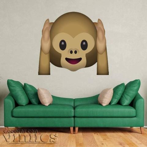 Emoji Mono Sordo