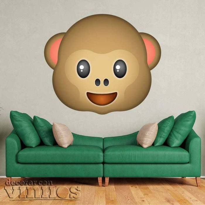 Emoticono Mono