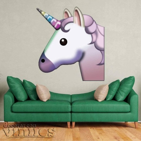 Emoji Unicornio