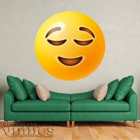Emoji de alivio