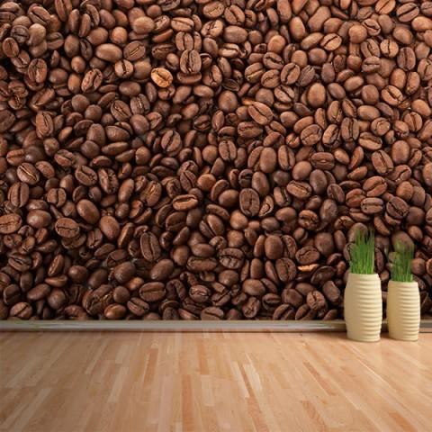 Fotomural - Café