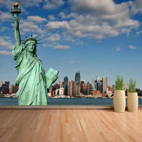 Fotomural - Estatua de la libertad