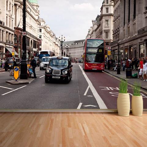 Fotomural - Calle de Londres
