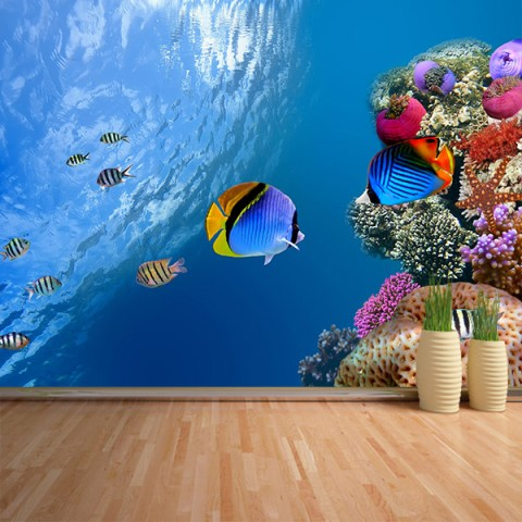 Fotomural - Fondo del mar