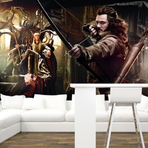 Fotomural -  Hobbit 2