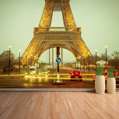 Fotomural - Torre Eiffel