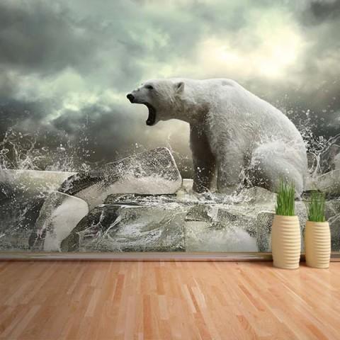 Fotomural - Oso polar 2