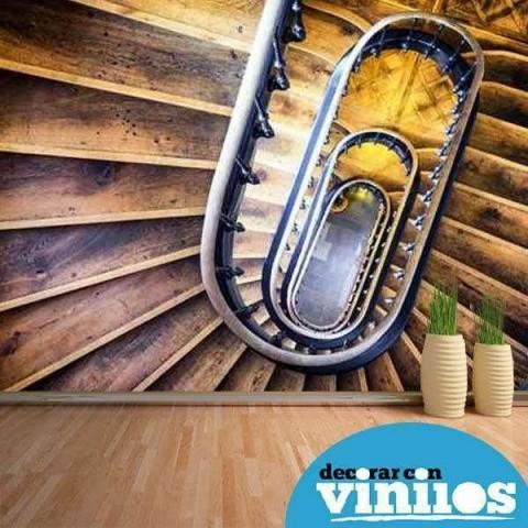 Fotomural - Escalera Caracol