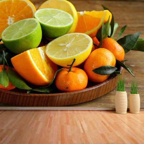 Fotomural - Naranjas y Limones