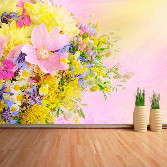 Fotomural - Ramo de flores