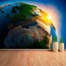 Fotomural - Planeta tierra