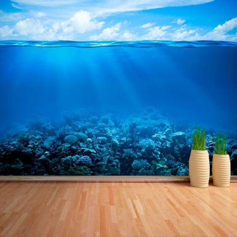 Fotomural - Bajo el mar