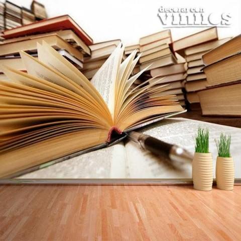 Fotomural - Libros