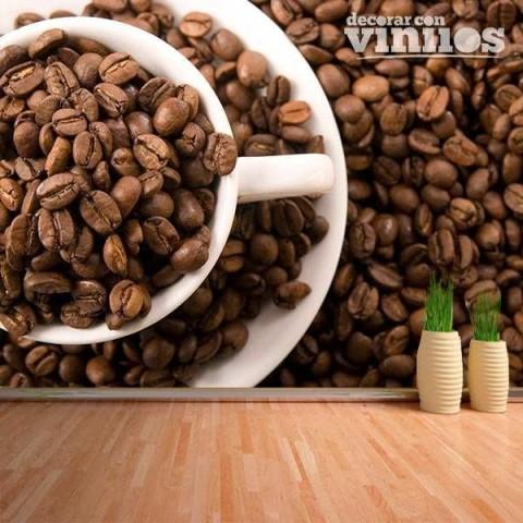 Fotomural - Granos de Café
