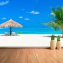 Fotomural - Relax en la playa