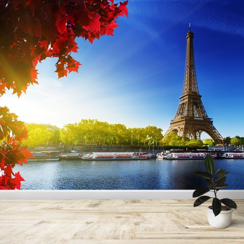 Fotomural - Torre Eiffel Rio
