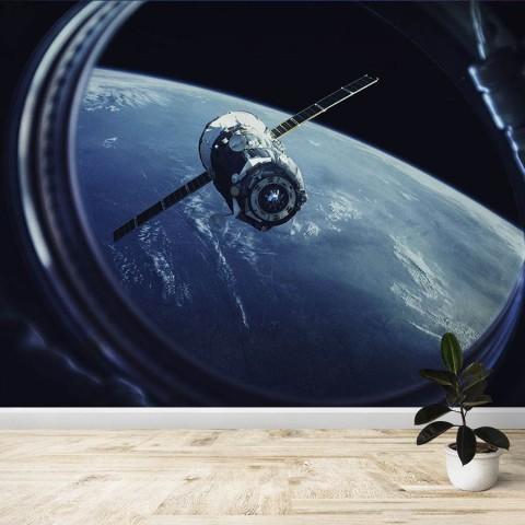 Fotomural - Vista desde Nave espacial