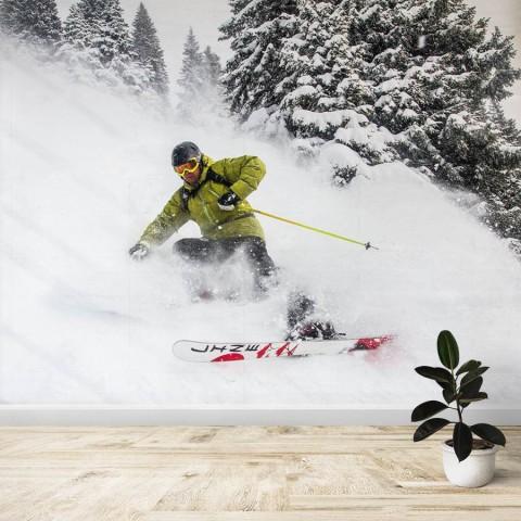 Fotomural - Esquí