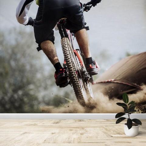 Fotomural - Mountain Bike 2