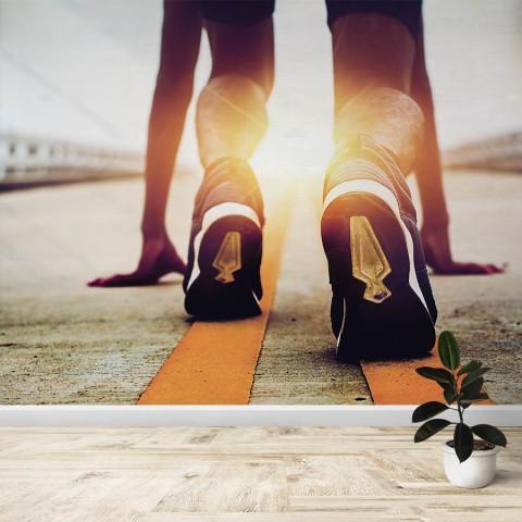Fotomural - Running