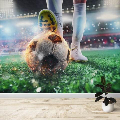Fotomural - Balon de futbol