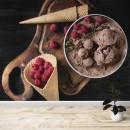 Fotomural - Helado Chocolate