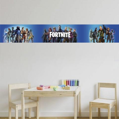 Cenefa Infantil - Fortnite 2
