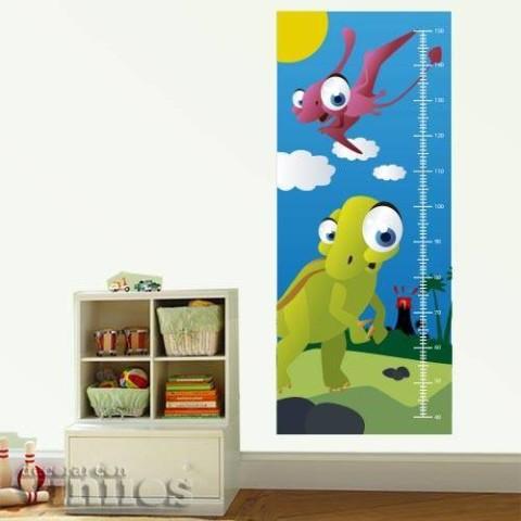 Medidor Infantil - Dinosaurios