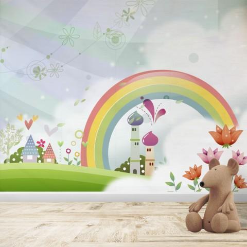 Fotomural Infantil - Arcoiris